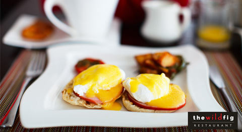 Special Breakfast Items at the Wild Fig